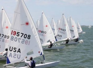 Laser National and World Masters Report (Radial Rig)