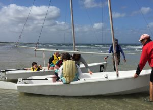 Yarrabah School – Learing to Sail
