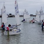 Mordialloc Sailing Club competed in the Victorian Optimist State Championship