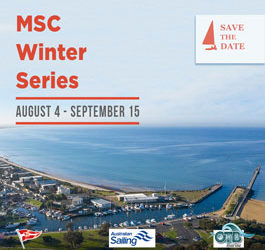 Winter Series, Sail Mordi & Victorian Dinghy Championships